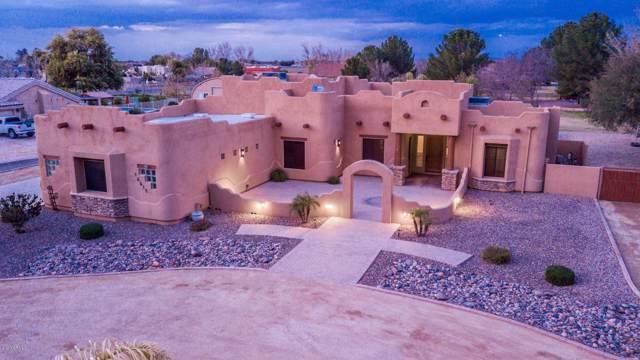 15512 E Via Del Rancho, Gilbert, AZ 85298 (MLS #6023241) :: The Kenny Klaus Team