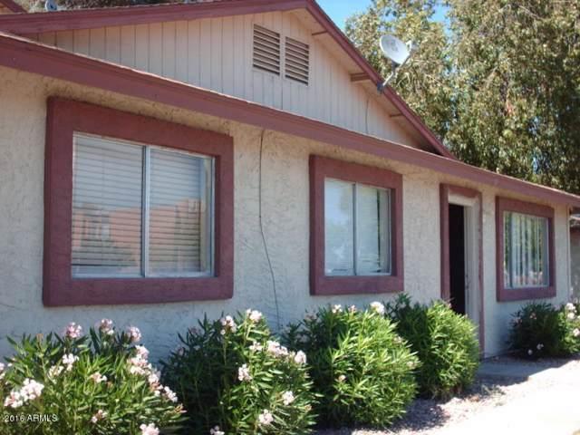 860 E Brown Road #29, Mesa, AZ 85203 (MLS #6023249) :: The Kenny Klaus Team