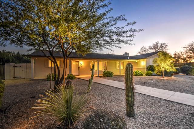 5631 E Edgemont Avenue, Scottsdale, AZ 85257 (MLS #6023257) :: The Kenny Klaus Team