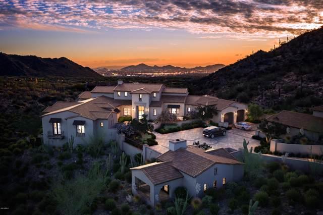 10803 E Canyon Cross Way, Scottsdale, AZ 85255 (MLS #6023268) :: Conway Real Estate