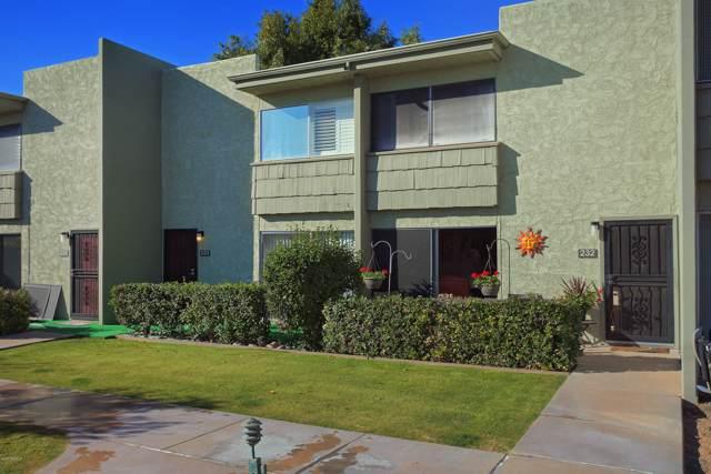 4630 N 68TH Street #232, Scottsdale, AZ 85251 (MLS #6023275) :: Nate Martinez Team