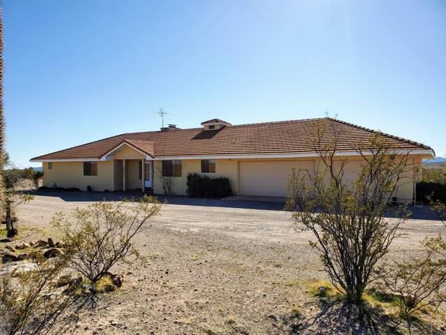 19700 W Verde Hills Drive, Wickenburg, AZ 85390 (MLS #6023281) :: The Kenny Klaus Team