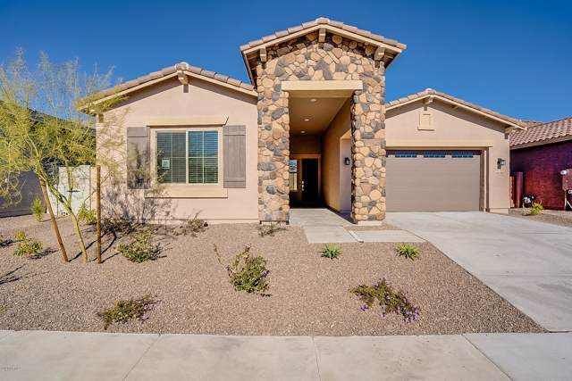 18536 W Chuckwalla Canyon Road, Goodyear, AZ 85338 (MLS #6023286) :: The Kenny Klaus Team