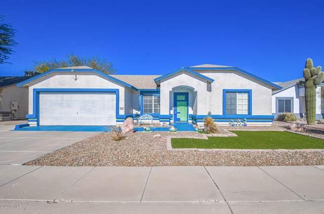1610 E Christina Street, Casa Grande, AZ 85122 (MLS #6023301) :: The Kenny Klaus Team