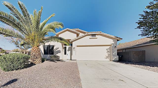 16556 W Desert Lane, Surprise, AZ 85388 (MLS #6023335) :: The Laughton Team
