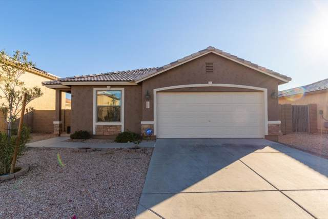 25213 W Clanton Avenue, Buckeye, AZ 85326 (MLS #6023336) :: The Kenny Klaus Team