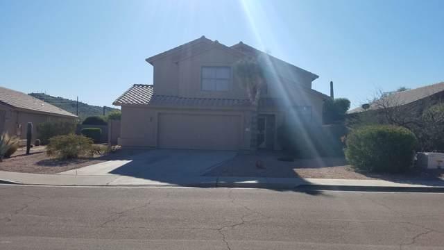 17205 E Rockwood Drive, Fountain Hills, AZ 85268 (MLS #6023341) :: The Kenny Klaus Team