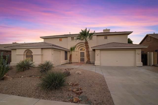 24022 N 65TH Avenue, Glendale, AZ 85310 (MLS #6023390) :: Riddle Realty Group - Keller Williams Arizona Realty