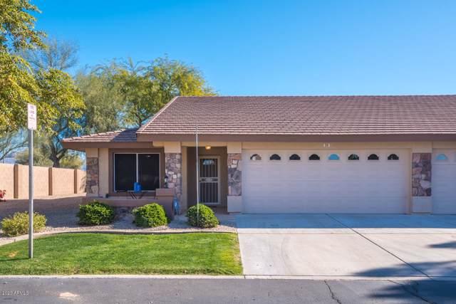 11360 E Keats Avenue #34, Mesa, AZ 85209 (MLS #6023427) :: The Kenny Klaus Team