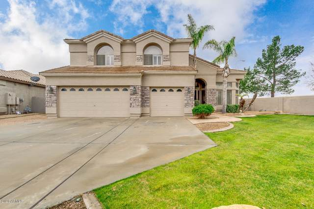 2491 W Mulberry Drive, Chandler, AZ 85286 (MLS #6023484) :: The W Group