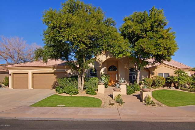 11426 E Caron Street, Scottsdale, AZ 85259 (MLS #6023488) :: Lux Home Group at  Keller Williams Realty Phoenix