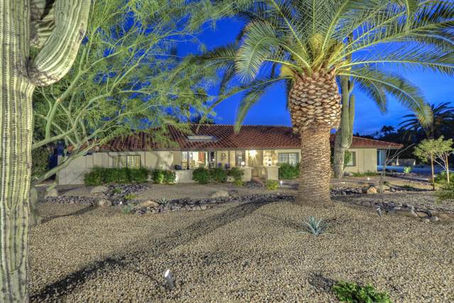 22603 N La Senda Drive, Scottsdale, AZ 85255 (MLS #6023497) :: The W Group
