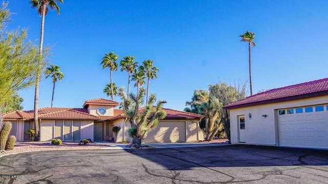 55225 N Vulture Mine Road, Wickenburg, AZ 85390 (MLS #6023513) :: The W Group