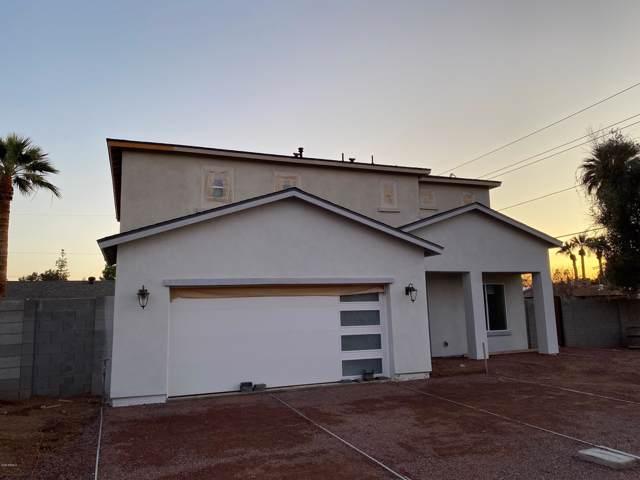 1005 E Sierra Vista Drive, Phoenix, AZ 85014 (MLS #6023525) :: The Kenny Klaus Team