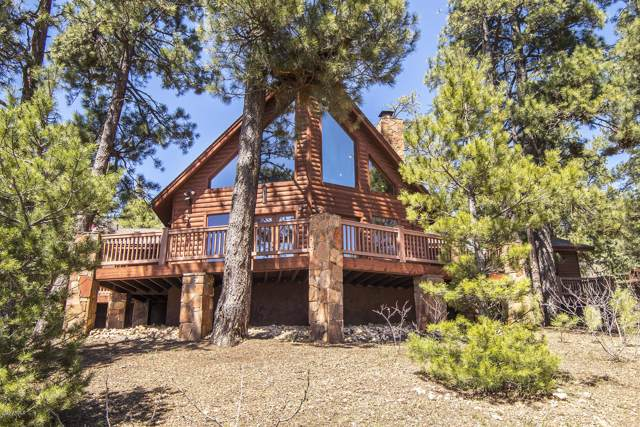 1155 Highland Meadow Road, Flagstaff, AZ 86005 (MLS #6023528) :: The Helping Hands Team