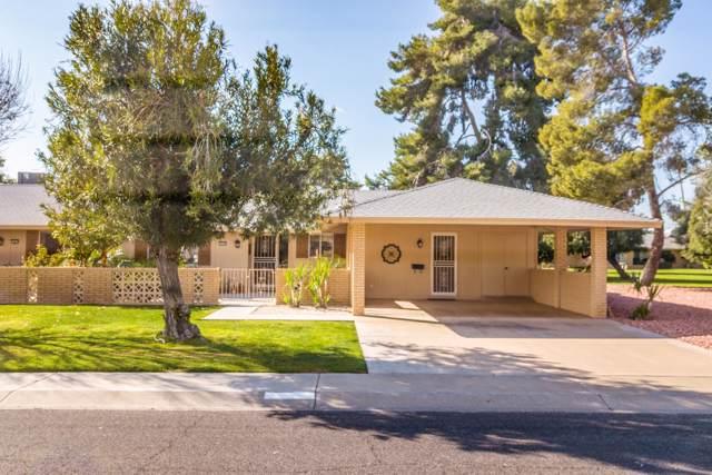 13620 N Teakwood Drive #221, Sun City, AZ 85351 (MLS #6023536) :: CANAM Realty Group