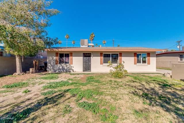 2540 W Coolidge Street, Phoenix, AZ 85017 (MLS #6023602) :: The Kenny Klaus Team