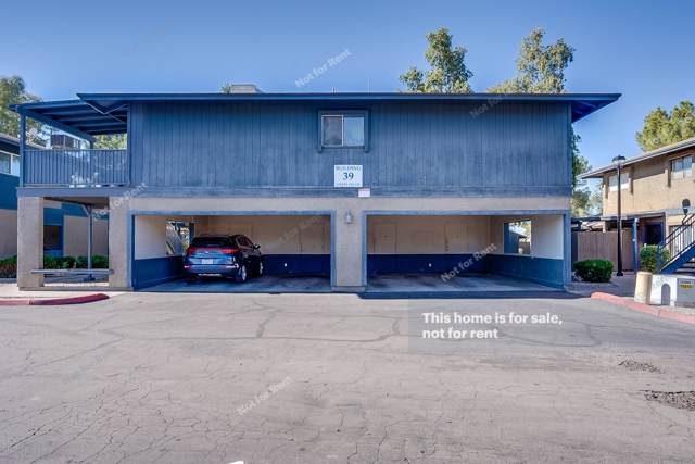 286 W Palomino Drive #155, Chandler, AZ 85225 (MLS #6023616) :: Homehelper Consultants