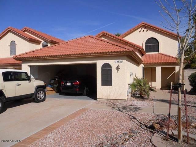 14623 S 41ST Place, Phoenix, AZ 85044 (MLS #6023703) :: The Laughton Team