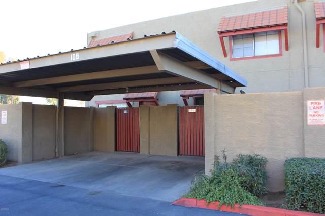 2724 W Mclellan Boulevard #105, Phoenix, AZ 85017 (MLS #6023725) :: The Kenny Klaus Team