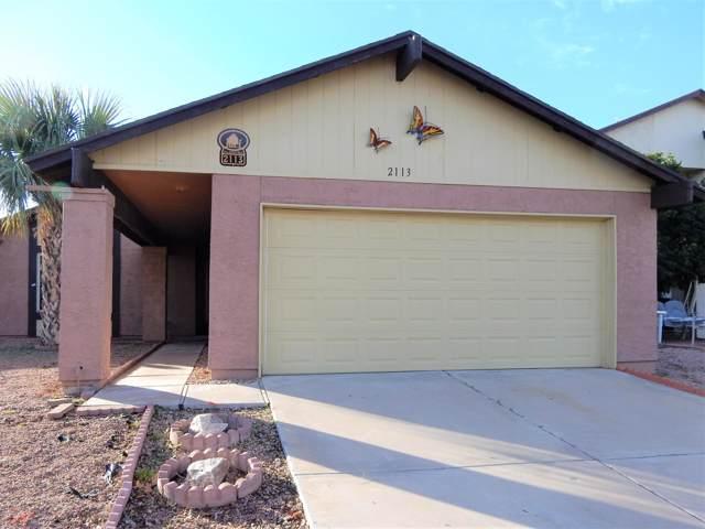 2113 W Inlet Loop, Mesa, AZ 85202 (MLS #6023735) :: Arizona Home Group