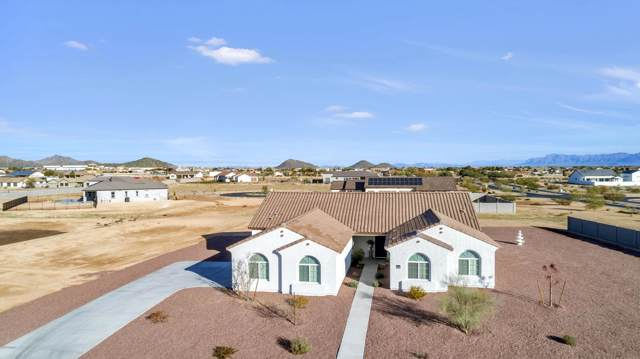 474 W Fairfield Street, San Tan Valley, AZ 85143 (MLS #6023748) :: Arizona Home Group