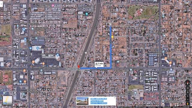 15835 N 37TH Street, Phoenix, AZ 85032 (MLS #6023763) :: Team Wilson Real Estate