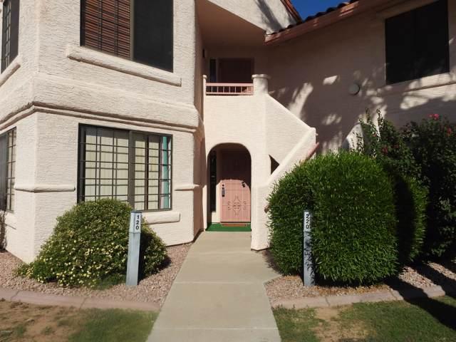 9396 E Purdue Avenue #120, Scottsdale, AZ 85258 (MLS #6023771) :: The Kenny Klaus Team