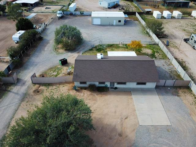 1020 N Meridian Road, Apache Junction, AZ 85120 (MLS #6023780) :: Lux Home Group at  Keller Williams Realty Phoenix