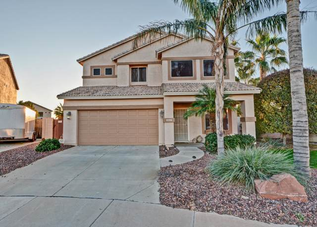 14607 N 154TH Lane, Surprise, AZ 85379 (MLS #6023832) :: The Kenny Klaus Team