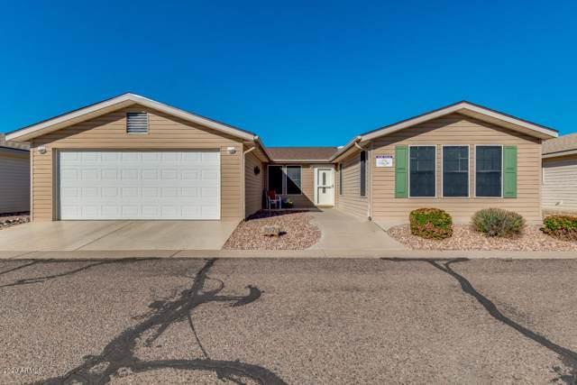 3301 S Goldfield Road #2070, Apache Junction, AZ 85119 (MLS #6023837) :: The Kenny Klaus Team