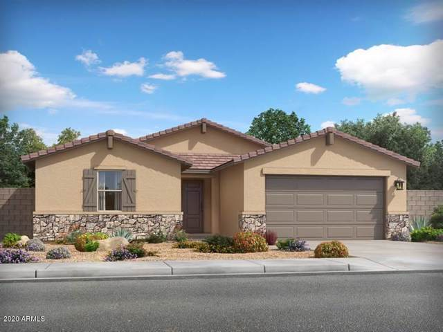 4149 W Crossflower Avenue, San Tan Valley, AZ 85142 (MLS #6023848) :: The Kenny Klaus Team