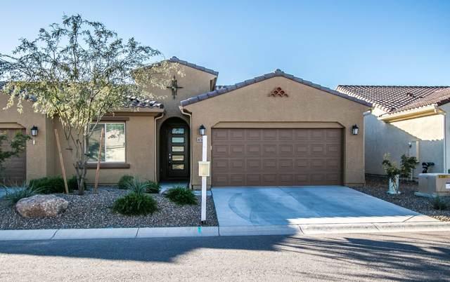 4581 W Hanna Drive, Eloy, AZ 85131 (MLS #6023859) :: Yost Realty Group at RE/MAX Casa Grande