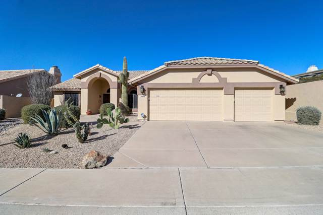 29654 N 45TH Street, Cave Creek, AZ 85331 (MLS #6023863) :: RE/MAX Desert Showcase