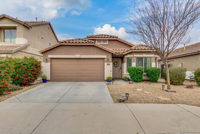2614 W Gold Dust Avenue, Queen Creek, AZ 85142 (MLS #6023889) :: Team Wilson Real Estate