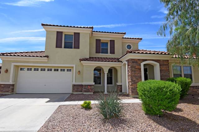 22453 E Creekside Lane, Queen Creek, AZ 85142 (MLS #6023941) :: The Kenny Klaus Team