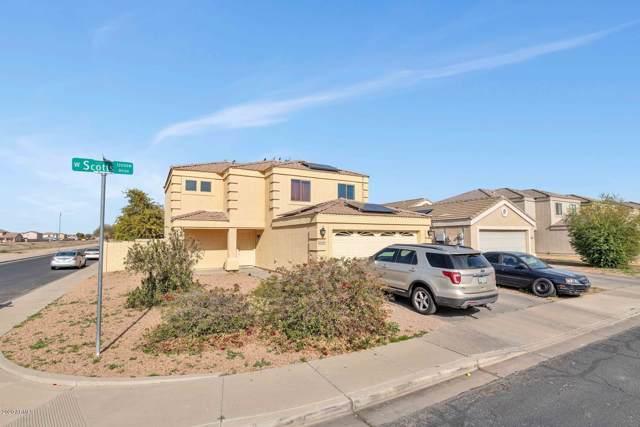 12438 W Scotts Drive, El Mirage, AZ 85335 (MLS #6023943) :: Arizona Home Group