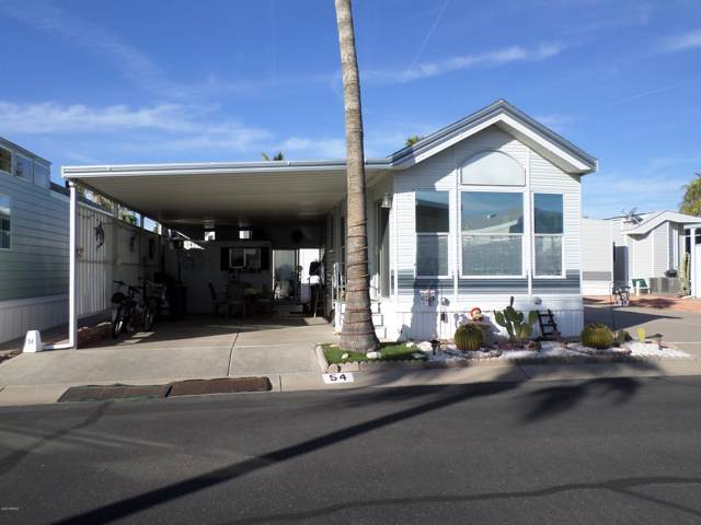 54 S Iron Ore Drive, Apache Junction, AZ 85119 (MLS #6023963) :: The Kenny Klaus Team