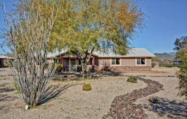26 W Galvin Street, Phoenix, AZ 85086 (MLS #6023978) :: The Laughton Team