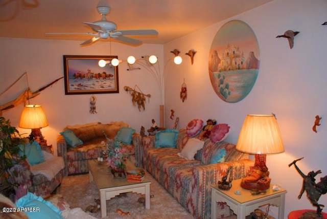 1937 E Lone Star Road, White Mountain Lake, AZ 85912 (MLS #6024014) :: Revelation Real Estate