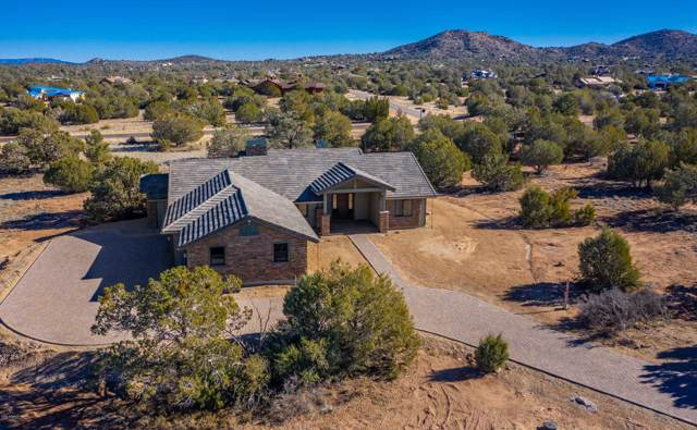 5550 W Goliath Drive, Prescott, AZ 86305 (MLS #6024022) :: Lifestyle Partners Team