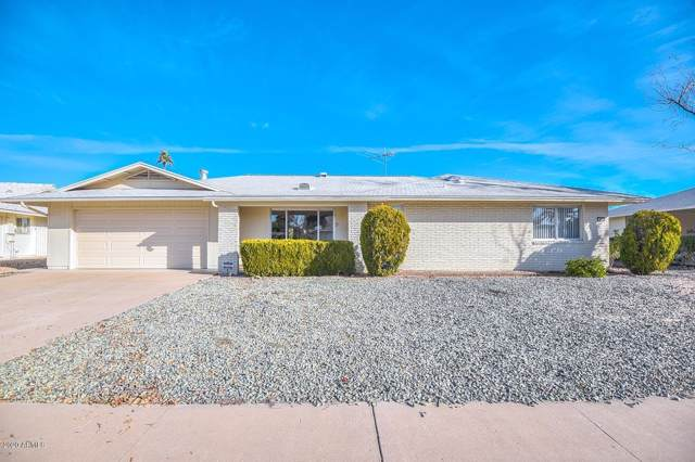 9818 W Evergreen Drive, Sun City, AZ 85373 (MLS #6024027) :: The Ramsey Team