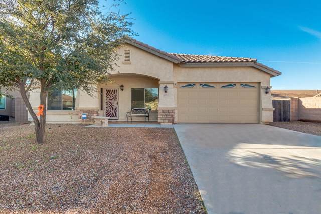 44255 W High Desert Trail, Maricopa, AZ 85139 (MLS #6024028) :: The Kenny Klaus Team