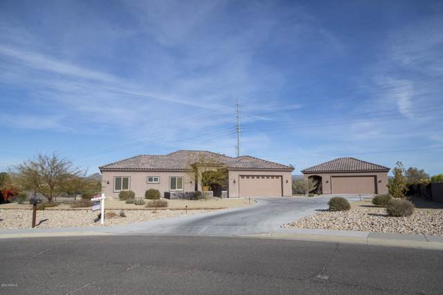 655 N Sierra Vista Drive, Wickenburg, AZ 85390 (MLS #6024050) :: The Kenny Klaus Team