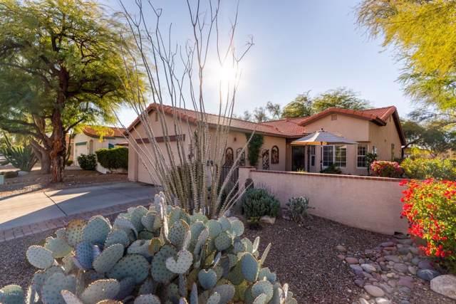 5102 E Circulo Las Cabanas, Tucson, AZ 85711 (MLS #6024065) :: The Kenny Klaus Team