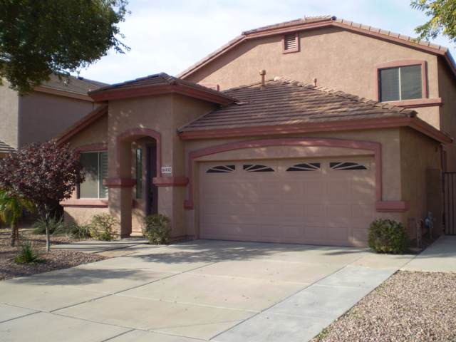 16432 N 72ND Lane, Peoria, AZ 85382 (MLS #6024114) :: Lucido Agency