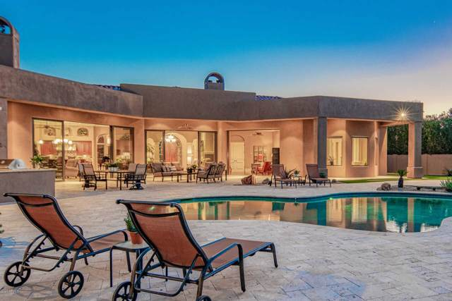 6344 E Fanfol Drive, Paradise Valley, AZ 85253 (MLS #6024124) :: Lux Home Group at  Keller Williams Realty Phoenix