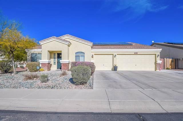 490 E Black Diamond Drive, Casa Grande, AZ 85122 (MLS #6024127) :: My Home Group