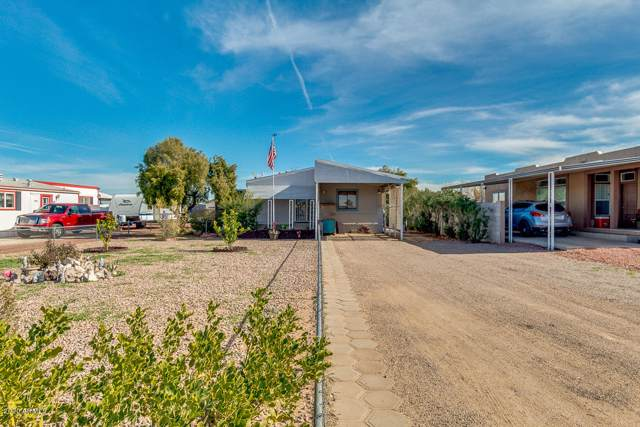 14341 S Padres Road, Arizona City, AZ 85123 (MLS #6024142) :: The Kenny Klaus Team