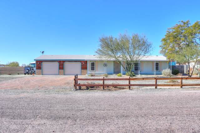 10162 N Penworth Drive, Casa Grande, AZ 85122 (MLS #6024150) :: My Home Group